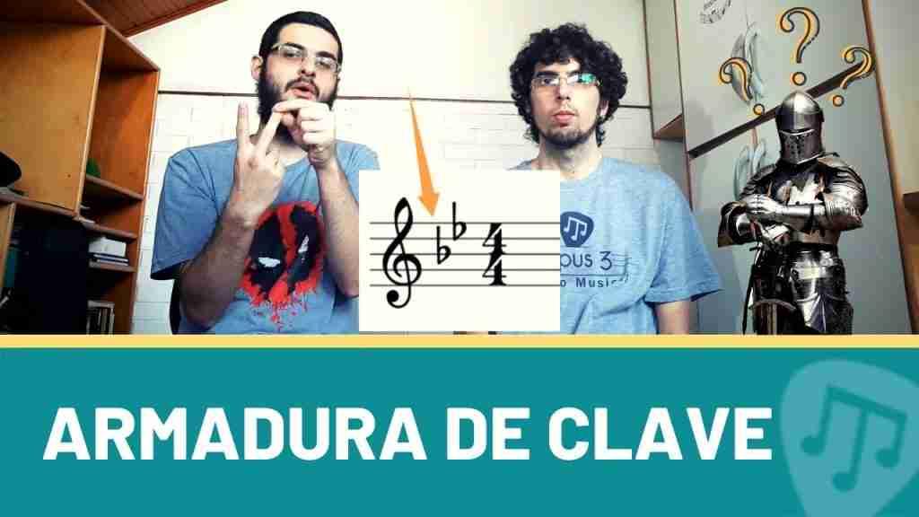 Armadura de Clave
