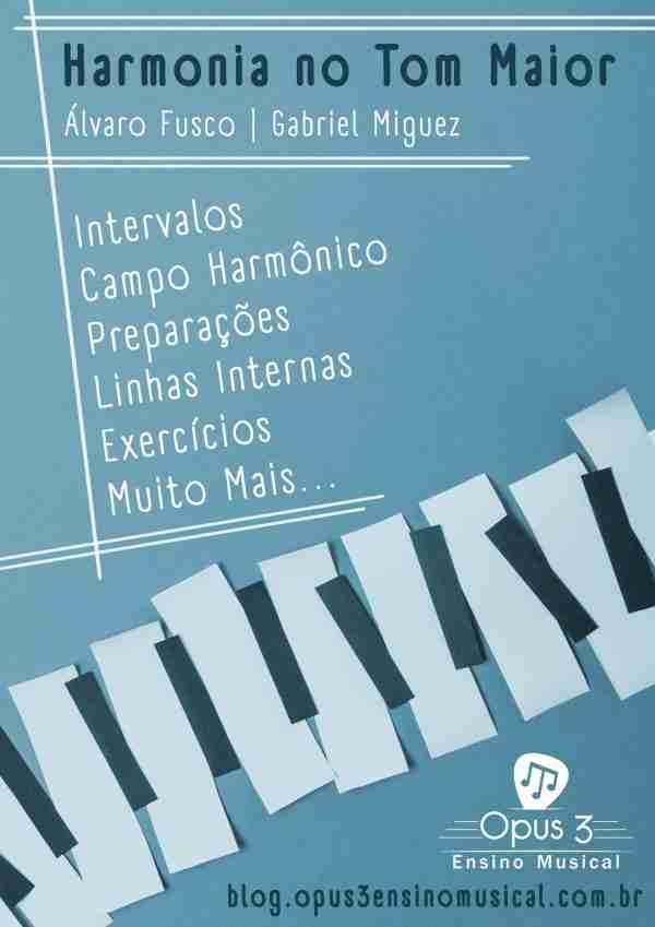 Livro : Harmonia no Tom Maior (eBook - PDF)