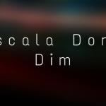 """Escala Dominante Diminuta: A """"Dom – Dim"""""""