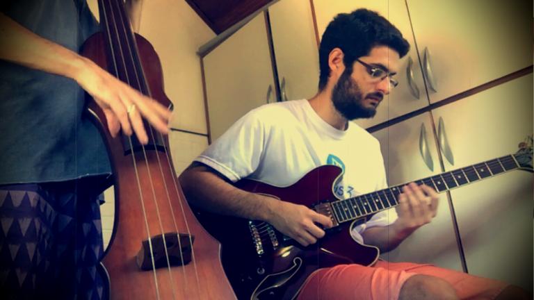 Gabriel Miguez: Professor de Guitarra