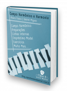 ebook Campo Harmônico e Harmonia